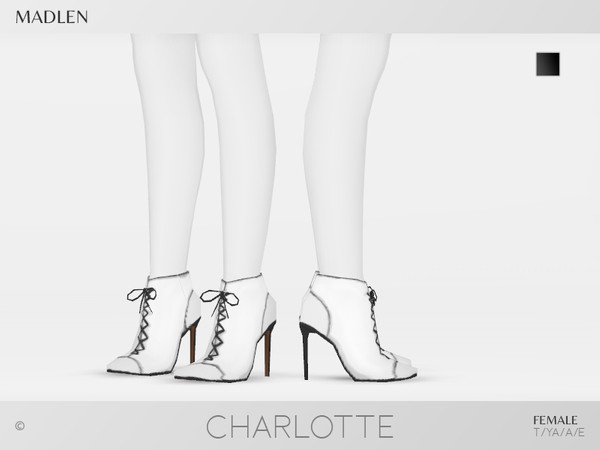 Madlen Charlotte Shoes by MJ95 at TSR image 3322 Sims 4 Updates