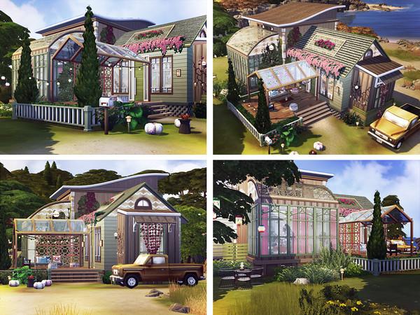 Gino Boho Cottage by Rirann at TSR image 336 Sims 4 Updates