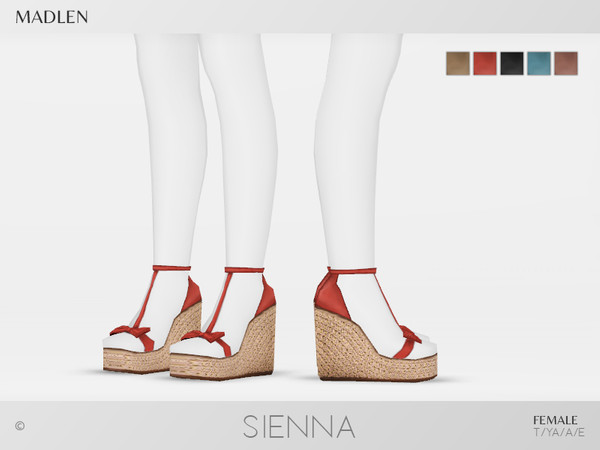 Madlen Sienna Shoes by MJ95 at TSR image 4211 Sims 4 Updates