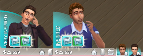 Sims 4 Imaginative Trait for Sims 4 by GalaxyVic at Mod The Sims