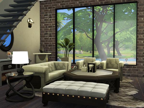 Sims 4 Little Farmhouse by Xandralynn at TSR
