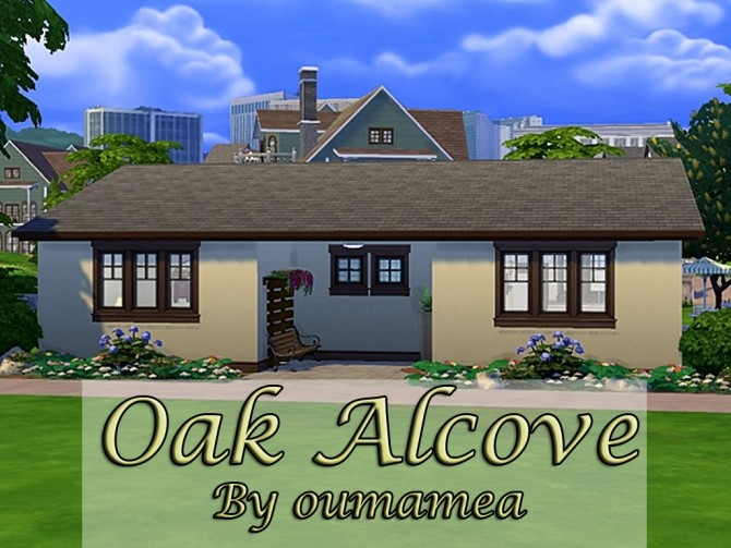 Oak Alcove by oumamea at Mod The Sims image 479 670x503 Sims 4 Updates