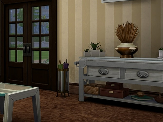 Oak Alcove by oumamea at Mod The Sims image 4910 670x503 Sims 4 Updates