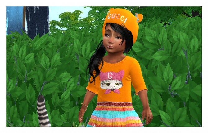 Sims 4 Set for Little Girls at Sims4 Boutique