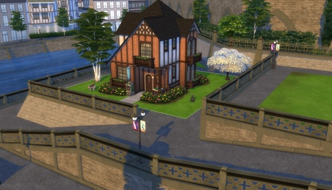 Cordelia house by moleskine at Mod The Sims image 517 670x385 Sims 4 Updates