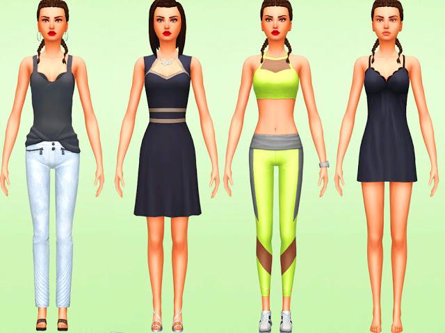 Sims 4 Kristi Cantrell at MSQ Sims