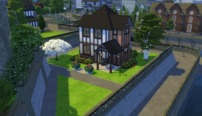 Cordelia house by moleskine at Mod The Sims image 524 670x385 Sims 4 Updates
