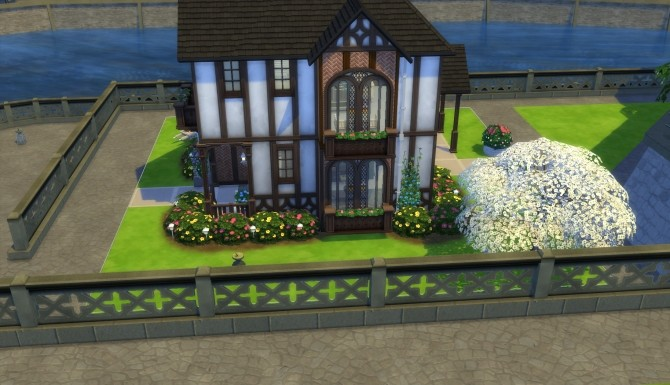 Cordelia house by moleskine at Mod The Sims image 534 670x385 Sims 4 Updates
