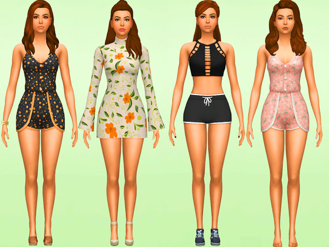 Deligracy Simself Makeover at MSQ Sims image 5510 Sims 4 Updates
