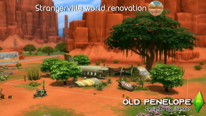Strangerville renew #7 | Old Penelope by iSandor at Mod The Sims image 5517 670x377 Sims 4 Updates