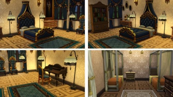 Simple Mansion no CC at Tatyana Name image 559 670x377 Sims 4 Updates