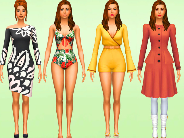 Deligracy Simself Makeover at MSQ Sims image 5610 Sims 4 Updates