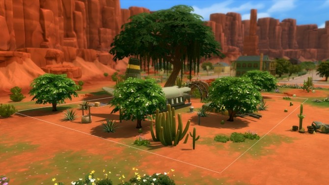 Sims 4 Strangerville renew #7 | Old Penelope by iSandor at Mod The Sims