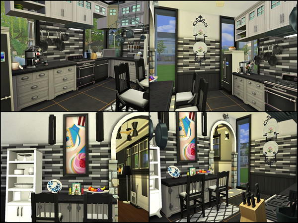 Small House for the whole Family by Tontin2018 at TSR image 5714 Sims 4 Updates