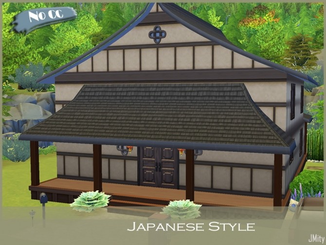 Japanese Style House by J Mity at Mod The Sims image 5915 670x503 Sims 4 Updates