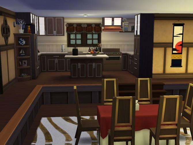 Japanese Style House by J Mity at Mod The Sims image 6016 670x503 Sims 4 Updates