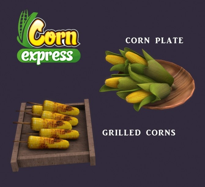 Corns (P) at Leo Sims image 6018 670x610 Sims 4 Updates