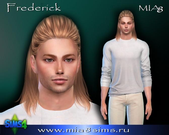 Sims 4 Frederick at Mia8Sims