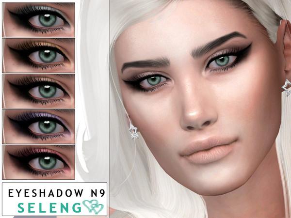 Eyeshadow N9 by Seleng at TSR image 614 Sims 4 Updates