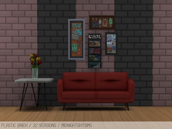 Sims 4 Plastic brick at Midnightskysims