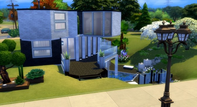 Sims 4 Villa Domia by valbreizh at Mod The Sims