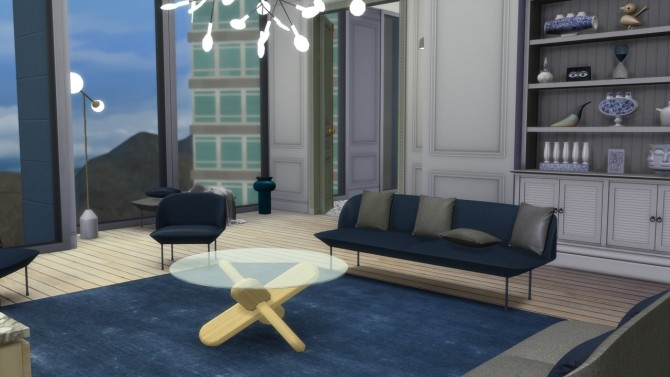 Sims 4 DING TABLE at Meinkatz Creations