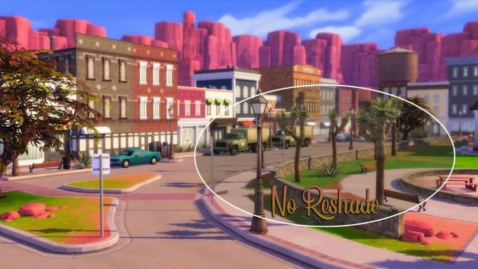 Sims 4 Reshade Preset NB06 at MSQ Sims