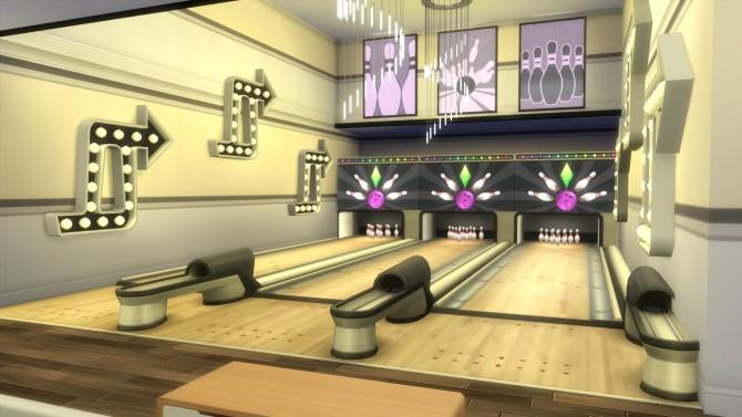 Magnolia Promenade renovation #4   Bowling Karaoke club by iSandor at Mod The Sims image 822 670x377 Sims 4 Updates