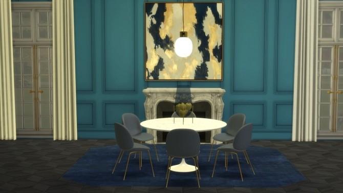 Sims 4 JWDA PENDANT LAMP (P) at Meinkatz Creations