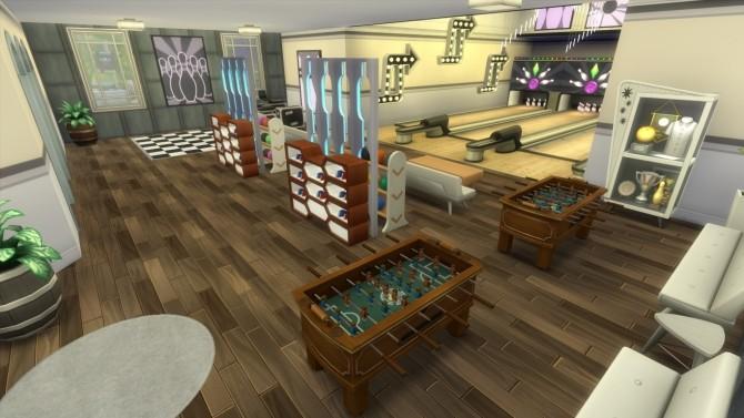 Magnolia Promenade renovation #4   Bowling Karaoke club by iSandor at Mod The Sims image 832 670x377 Sims 4 Updates