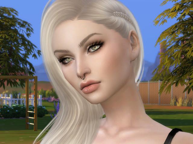 Sims 4 Joy Perales at MSQ Sims