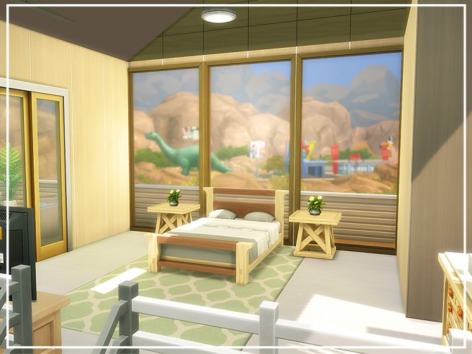 Oasis Modern House N04 at MSQ Sims image 8422 670x503 Sims 4 Updates