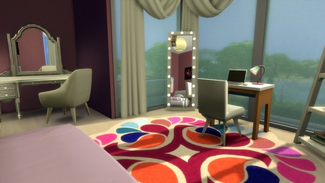 Sims 4 Beautiful Hill View Villa CasaNova by bradybrad7 at Mod The Sims