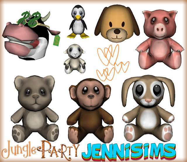 Sims 4 Kids Clutter 8 Items at Jenni Sims