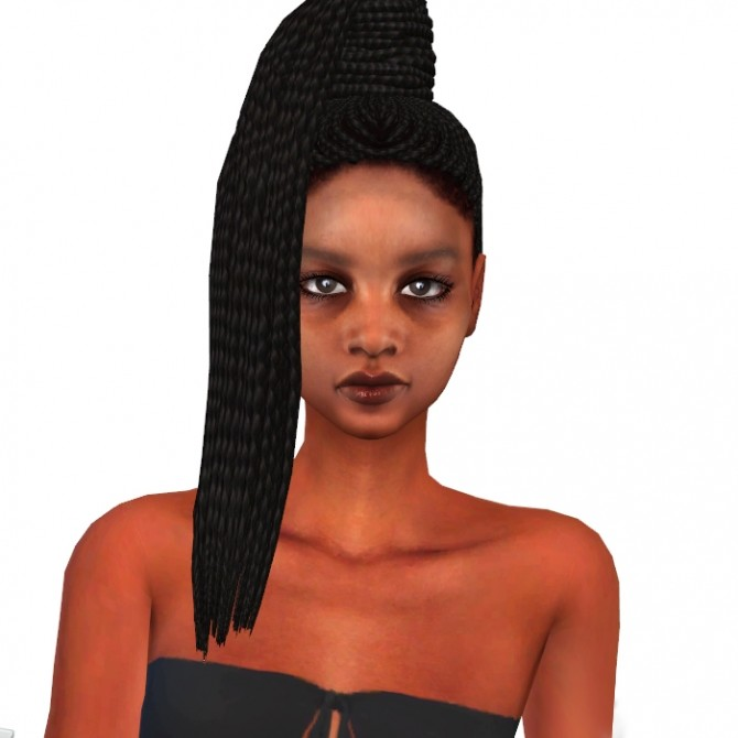 Sims 4 New hairstyles F (P) at Luxuriah Sims