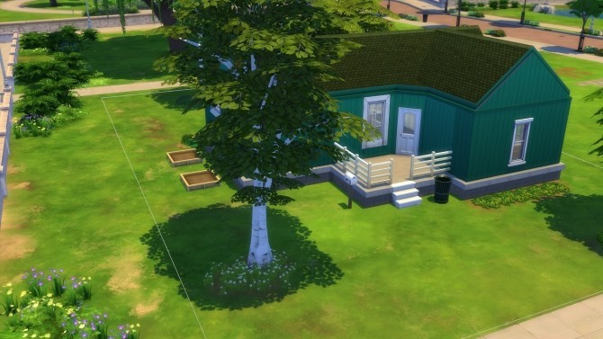 Sims 4 Starter 001 by Fitz71000 at Mod The Sims