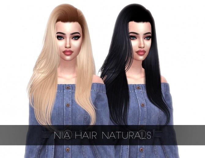 NIA HAIR NATURALS at Kenzar Sims image 9316 670x517 Sims 4 Updates