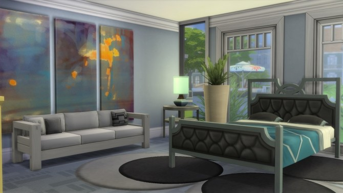 Sims 4 Open Meadows Estate by EzzieValentine at Mod The Sims