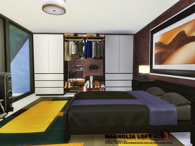 Magnolia Loft by Danuta720 at TSR image 990 670x503 Sims 4 Updates