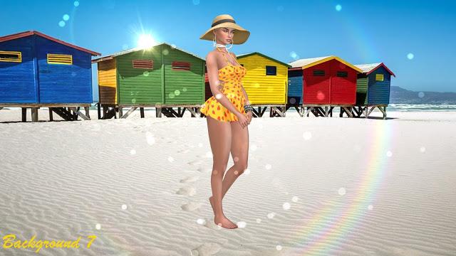 Beach CAS Backgrounds at Annett's Sims 4 Welt image 998 Sims 4 Updates