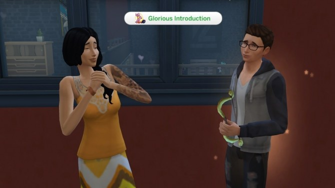 Natural Celebrity Trait by GalaxyVic at Mod The Sims image 1001 670x377 Sims 4 Updates