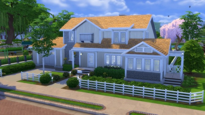 Kirkwood Legacy Home by CarlDillynson at Mod The Sims image 10124 670x377 Sims 4 Updates