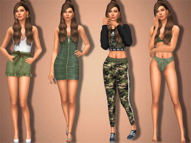 Danica Brower at MSQ Sims image 10317 Sims 4 Updates