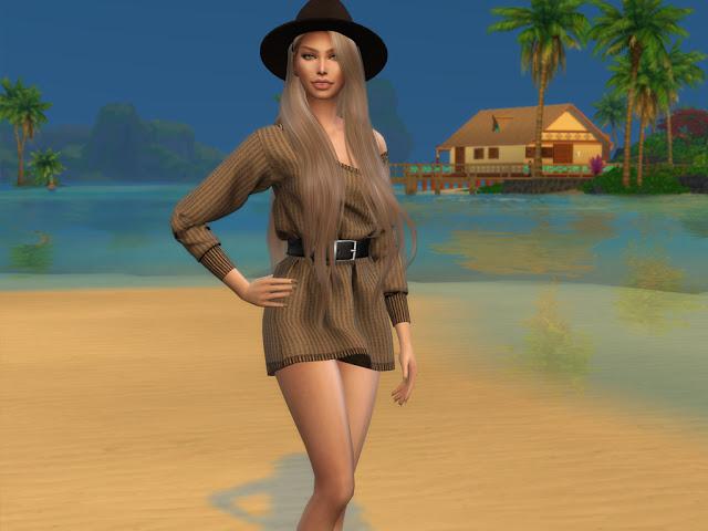 Sims 4 Briella McFadden at MSQ Sims