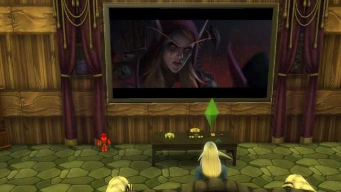 Warcraft Warbringers Channel Override Videos by N.Blightcaller at Mod The Sims image 1061 670x377 Sims 4 Updates