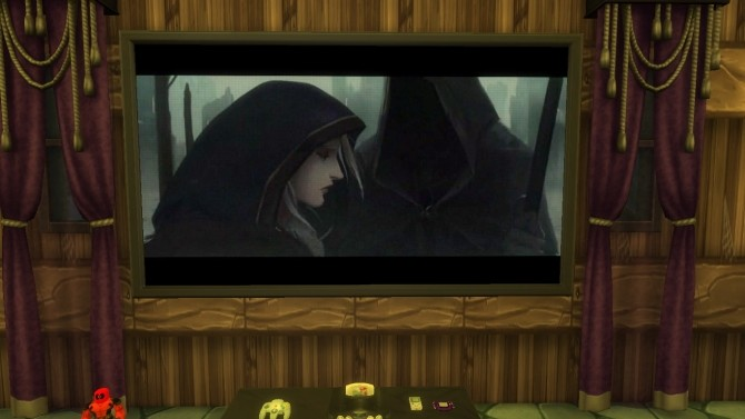 Sims 4 Warcraft Warbringers Channel Override Videos by N.Blightcaller at Mod The Sims