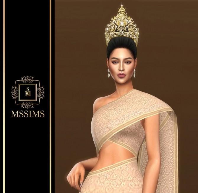 Sims 4 CHIANG MAI CROWN (P) at MSSIMS