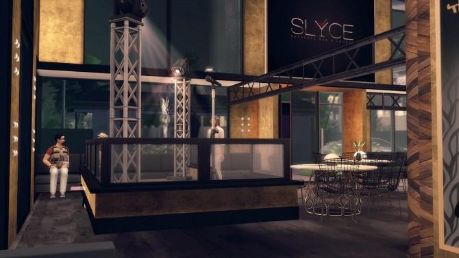 Sims 4 39 | SLYCE BAR & LOUNGE at SoulSisterSims