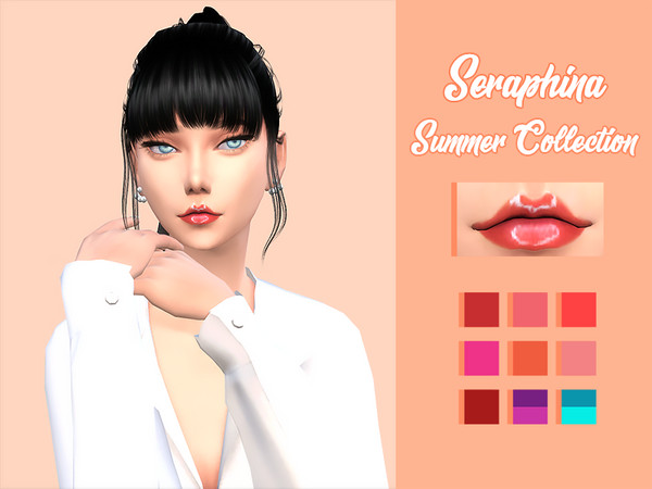 Summer Collection v2 by SeraphinaS at TSR image 11102 Sims 4 Updates