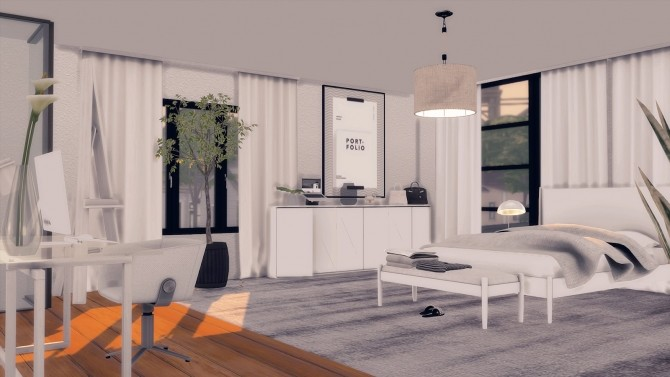 38 | KINGSLEY house at SoulSisterSims image 11113 670x377 Sims 4 Updates